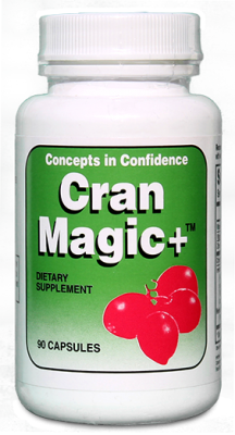 Cran Magic+